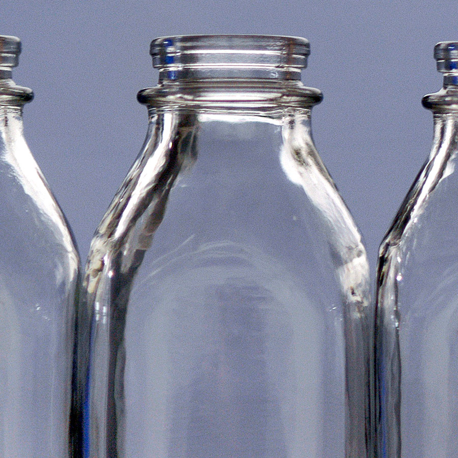 We use glass bottles - Morning Fresh Dairy
