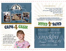 Caps4Cash Flyer