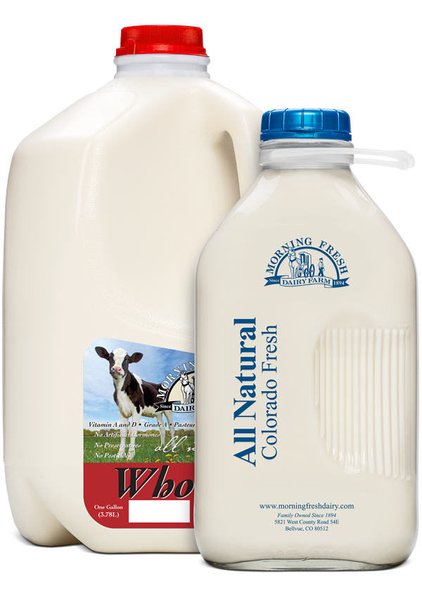 All Natural Milk