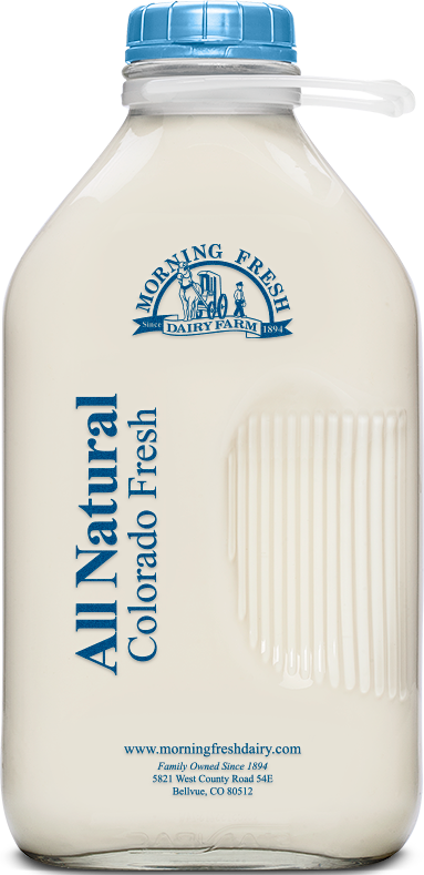 2 Percent Lactose Free Milk - Morning Fresh Dairy